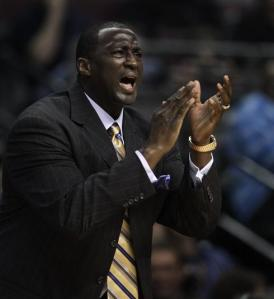 Head Coach Ty Corbin