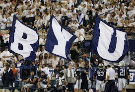 BYU Flags