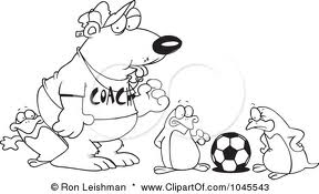 Coaching Cartoon
